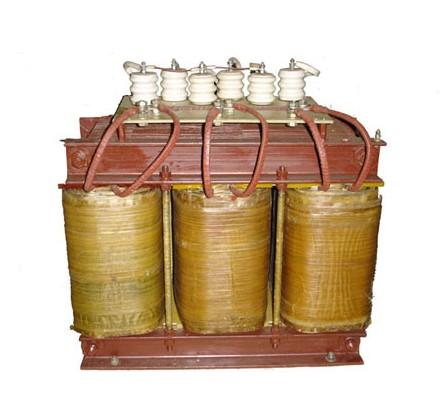Рис № 2. Внешний вид симметрирующего трансформатора ТСТ