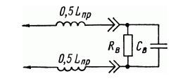 Рис. №3. Схема подключения высокочастотного вольтметра.