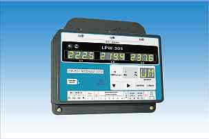 Рис №5. Прибор для выполнения замеров и мониторинга качества электрической энергии - LPW-305