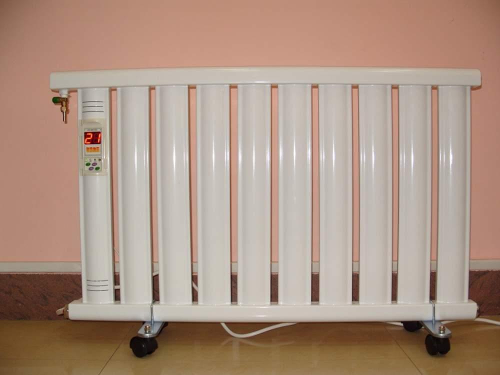 Рис №3. Электрический литий-бромидный радиатор отопления