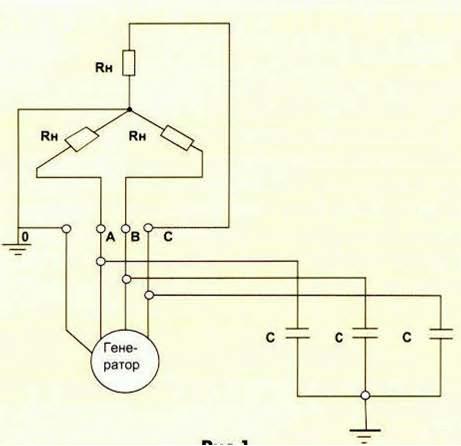 Рис №3. Схема подключения.