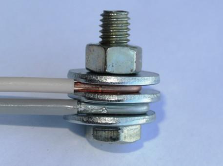 обжимной инструмент для медного кабеля
