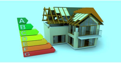 Рис. 2. Пример западной классификации энергоэффективности
