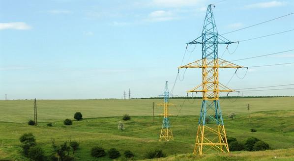 Электроэнегрия в сельской местности